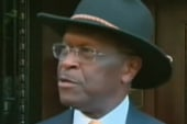 The Herman Cain campaign is smoking hot!