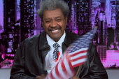 Don King on Occupy Wall St