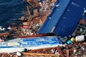 Floating tsunami debris en route to US