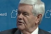 Do Cain's troubles open the door for Newt...