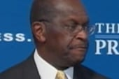 Cain's statement on harassment allegations...