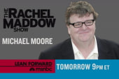 Lemony Snicket, Michael Moore scheduled...