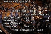 Democrats lose patience with GOP on jobs,...