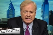 Matthews: Obama needs to 'set the mood'...