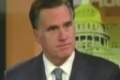 Romney flip-flops on abortion stance