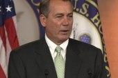 Boehner rewrites Norquist as a 'random...