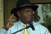 Herman Cain, the practical joke no one is...