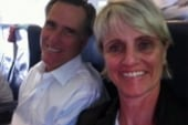 Close encounters with Mitt Romney