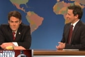 SNL spoofs Rick Perry's future