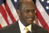 Cain might take a lie detector test, but...