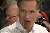 Conservatives stand against Romney