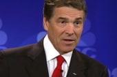 Perry debate gaffe: Is he Texas toast?
