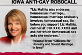 Gay issues, candidates prominent in 2011...