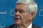 Gingrich rises in polls