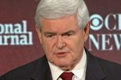 Gingrich surges forward