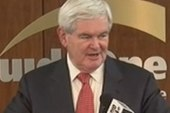 Gingrich positioning to become GOP...