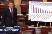 Congress, impotent on voting rights,...