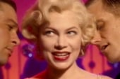 New film explores Marilyn Monroe's time in UK