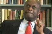 Cain stumbles over Libya question