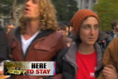 'Occupy' is here to stay