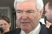 Gingrich won't release his Freddie Mac...