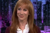 Kathy Griffin: GOP field a 'gift' for...