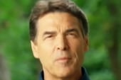 Perry too lazy to fact-check his ad?