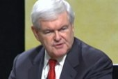 Newt 'roots for Scrooge'
