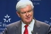 Gingrich explains stance on issues