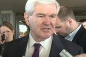 Gingrich's long list of flip flops