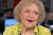 Betty White: Not a resurgence; I've been...