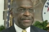 Cain's campaign begins to crumble