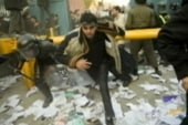 U.S. faces Mideast and economic turmoil