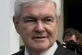Newt backpedals now that he's the frontrunner