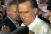 GOP candidates shy on attacking Romney