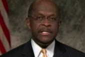 Herman Cain clings to candidacy