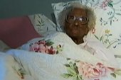 Deputies save 103-year-old from eviction