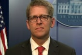 Jay Carney talks payroll tax cut extension