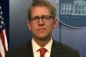Jay Carney talks payroll tax cut extension
