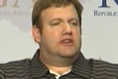 Frank Luntz is scared of the 99%