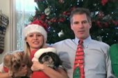 Scott Brown has a shih tzu named Snuggles
