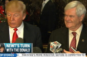 Gingrich meets with Trump in N.Y.