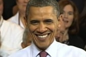 Is Obama's 2012 election message all about...