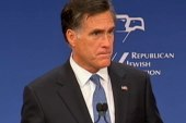 Romney accuses Obama of appeasement