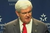 Newt Gingrich's modest proposal