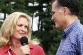 As Gingrich rises, Romney gets tough in Iowa