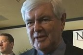 The volatility of Newt Gingrich's campaign