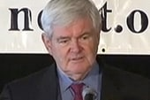 Will it be Gingrich vs. Obama?