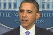 President Obama brings populist message to TV