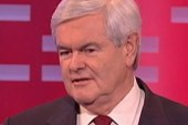 Gingrich promises to play nice